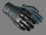 ★ Водительские перчатки   Лунный узор (Немного поношенное)