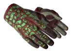 ★ Спортивные перчатки | Bronze Morph (После полевых испытаний)