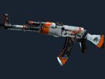 AK-47   Азимов (Закаленное в боях)