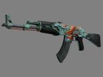 AK-47 | Аквамариновая месть (Поношенное)