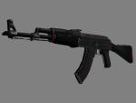 AK-47 | Красная линия (После полевых испытаний)