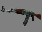 AK-47 | Огненный змей (Закаленное в боях)