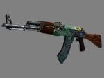 AK-47 | Огненный змей (Немного поношенное)