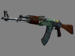 AK-47 | Огненный змей (После полевых испытаний)