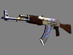 AK-47   Поверхностная закалка (После полевых испытаний)