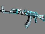 AK-47   Снежный вихрь (Немного поношенное)