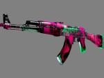 AK-47 | Neon Revolution (  )