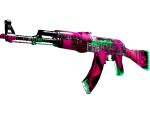 AK-47 | Neon Revolution (Прямо с завода)