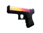 Glock-18 | Градиент (Прямо с завода)