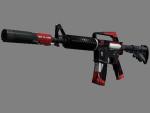 M4A1-S | Сайрекс (Поношенное)