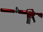 M4A1-S | Хот-род (Прямо с завода)