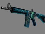 M4A4 | Посейдон (Прямо с завода)
