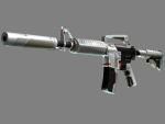 StatTrak™ M4A1-S   Механо-пушка (Немного поношенное)