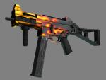 UMP-45   Пламя (Прямо с завода)