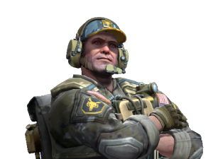 Капитан 3-го ранга Риксоу | NSWC SEAL