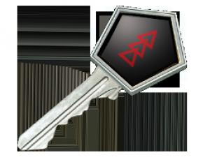Ключ от кейса «Запретная зона»