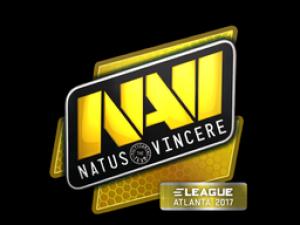 Наклейка   Natus Vincere   Atlanta 2017