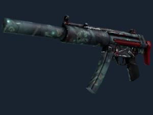 Сувенирный MP5-SD | Подопытные крысы (После полевых испытаний)