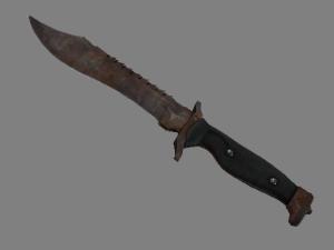 ★ Нож Боуи | Пыльник - Кейсы Дота 2