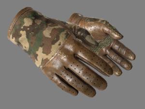 ★ Водительские перчатки | Конвой
