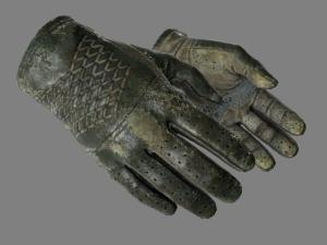 ★ Водительские перчатки | Racing Green