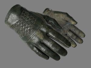 ★ Водительские перчатки | Гоночный зелёный
