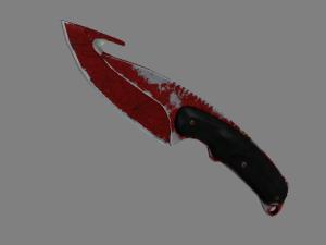 ★ Нож с лезвием-крюком   Кровавая паутина
