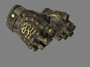 ★ Перчатки «Гидра» | Гремучая змея