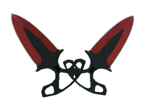★ Тычковые ножи | Кровавая паутина