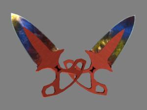★ StatTrak™ Тычковые ножи | Мраморный градиент