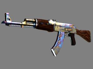 AK-47   Поверхностная закалка