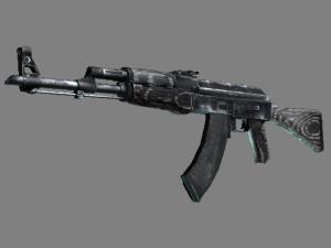AK-47 | Черный глянец