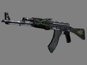 AK-47 | Изумрудные завитки - Кейсы Дота 2