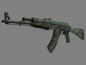 AK-47 | Цвет джунглей