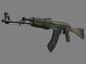 AK-47 | Африканская сетка - Кейсы Дота 2