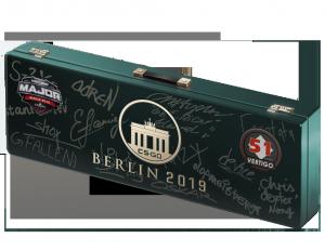 Сувенирный набор StarLadder Berlin 2019 Vertigo