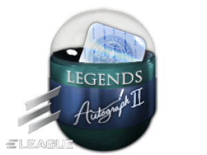 Boston 2018 Attending Legends Autograph Capsule - Кейсы Дота 2