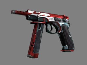CZ75-Auto | Красный ястреб