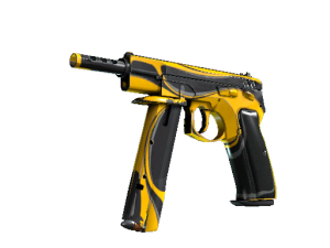 CZ75-Auto | Yellow Jacket - Кейсы Дота 2