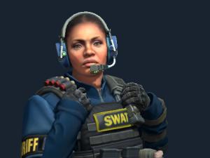 Коммандер Мэй «Льдина» Джемисон | SWAT
