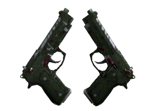 Dual Berettas | Терн