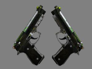Dual Berettas | Удар кобры