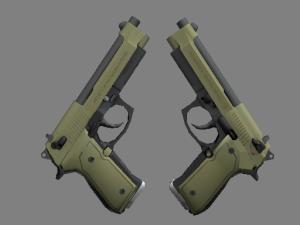 Dual Berettas | Колония - Кейсы Дота 2