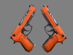 Dual Berettas | Подрыв