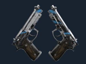 Dual Berettas   Shred