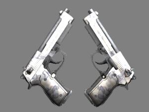 Dual Berettas | Патина