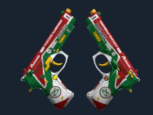 Dual Berettas | Турбодвойники