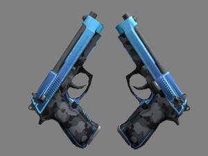 Dual Berettas | Городской шок