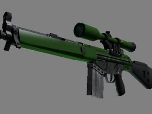 G3SG1 | Зеленое яблоко