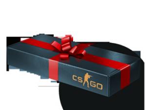 Коробка с подарком